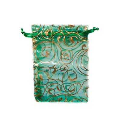 /383-576-thickbox/green-organza-bag-with-plant-design.jpg