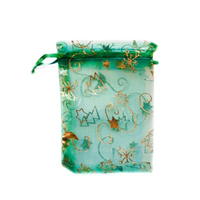 /386-580-thickbox/green-organza-bag-with-christmas-design.jpg