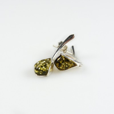 /537-746-thickbox/silver-green-amber-earrings-classic.jpg