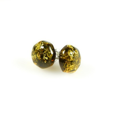 /540-749-thickbox/silver-green-amber-stud-earrings.jpg