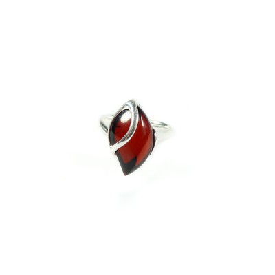 /574-784-thickbox/silver-amber-ring-cherry-teardrop.jpg