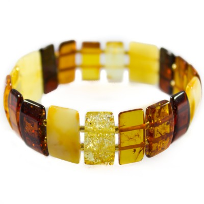 /702-972-thickbox/multicolor-amber-stretch-bracelet-rectangular.jpg