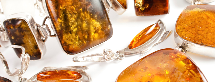 Amber Neckless