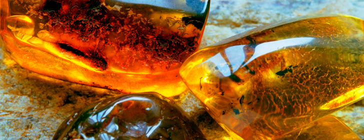Raw Amber